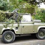 Land Rover 90 SWB Defender