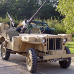 World War 2 Willys Jeep