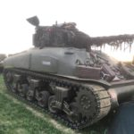 WW2 1943 Sherman M4a1
